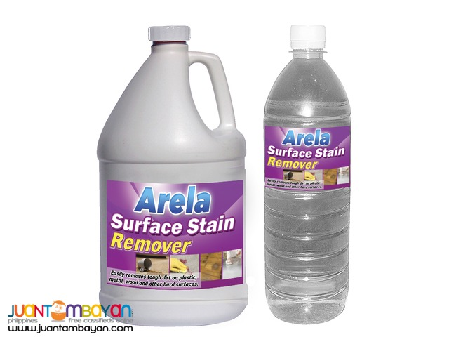 Surface Stain Remover