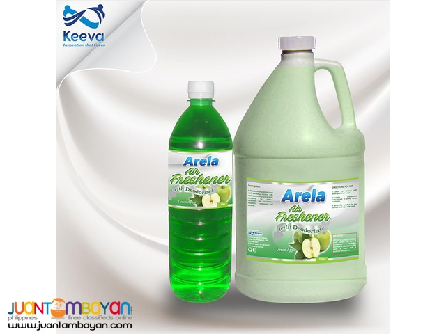 Air Freshener with Deodorizer