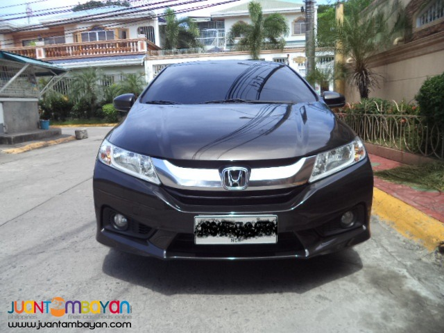 2014 Honda City VX A/T