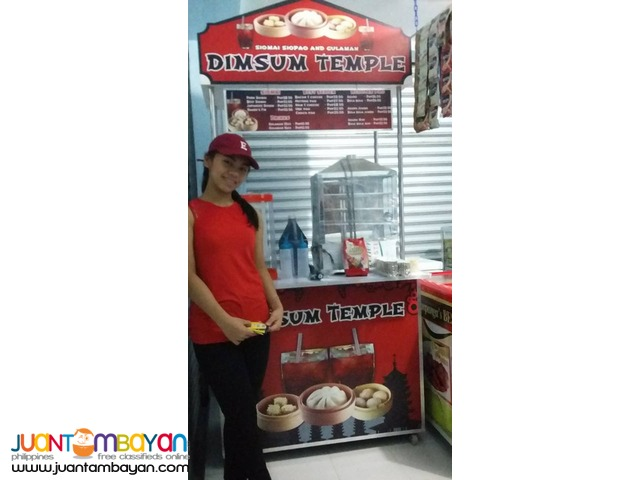 Master Siomai Franchise Dimsum Temple Food Cart Franchise