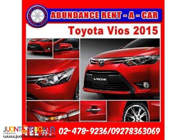 rent a car in abundance