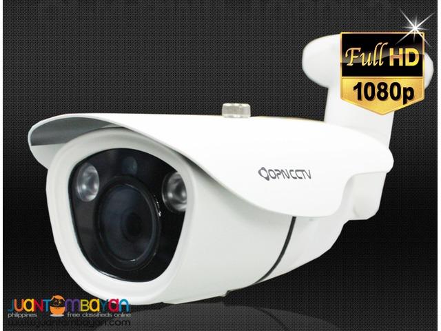 CCTV IP CAMERA W/ 2.0 Mega Pixel and 1/2.8