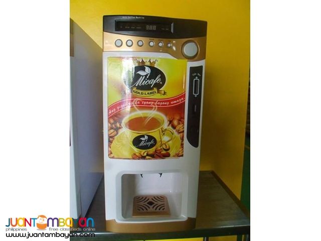 Micafe Vendo Machine Package
