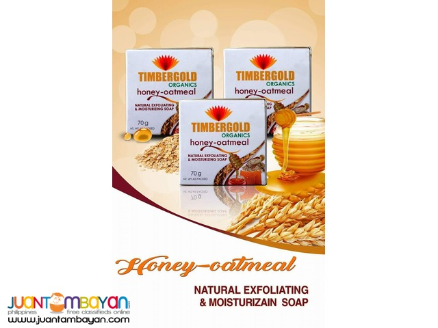 Honey Oat Meal Soap