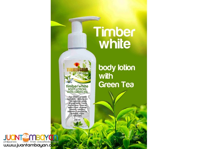Timber White Lotion