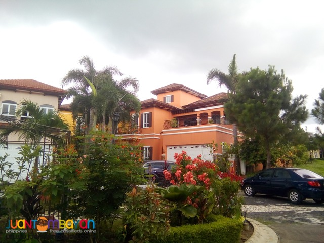 RFO House and lot for sale in Portofino South Daang-Hari Alabang