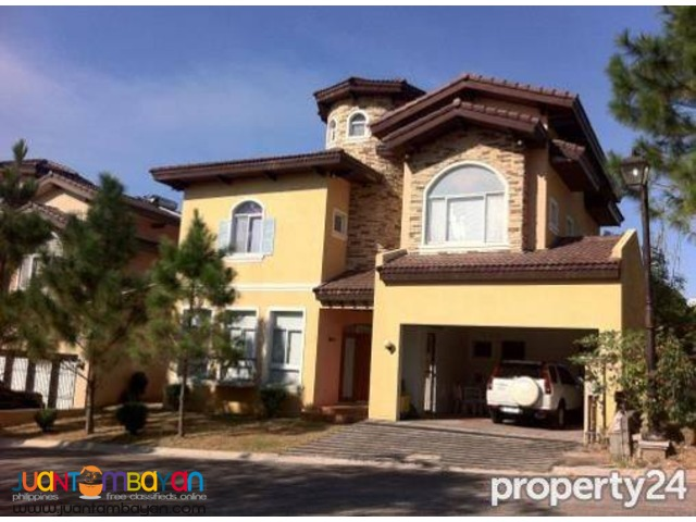 Raphael house and lot for sale in Portofino Heights Daang-Hari Alabang