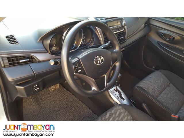 2014 Toyota Vios E