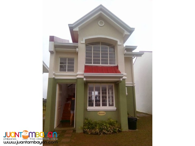 Affordable House and Lot for Sale in Terra verde Carmona Cavite