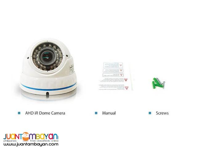 CCTV CAMERA DOME TYPE W/ 1.4MP 1/2.8