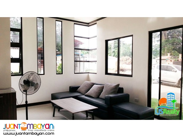 House for sale at Lazanth Ville in Liloan,Cebu