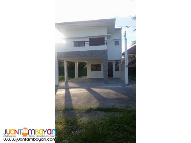Three Bedroom Single Attached House in BF Paranaque