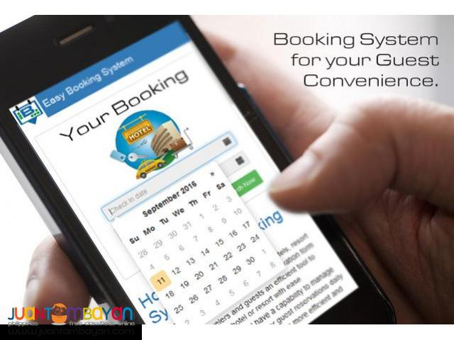 Reservation or Booking System Development