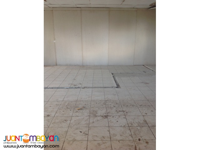 Commercial space for Rent in Osmeña Street