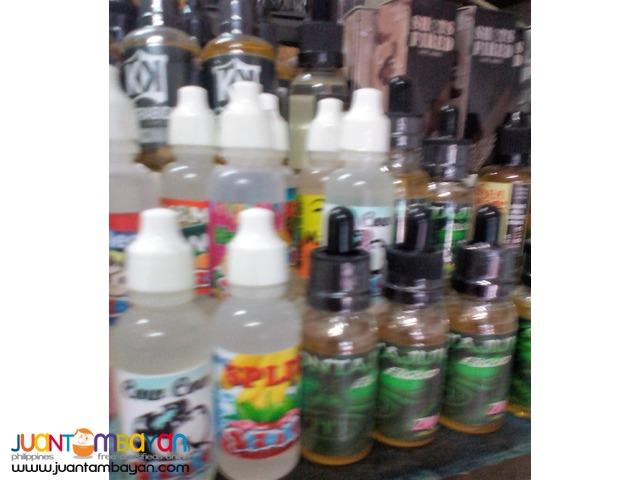 E-juices E-liquids for Vapes