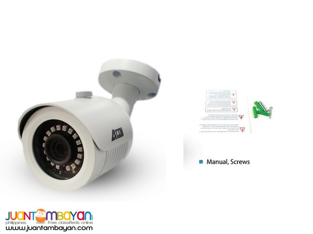 CCTV Analog AHD-TVI-CVI Camera [Day and Night View Outdoor Camera]