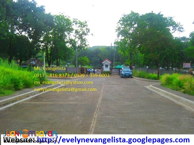 Greenland Antipolo (Cash Only) @ P15,000/sqm. near Robinson Antipolo