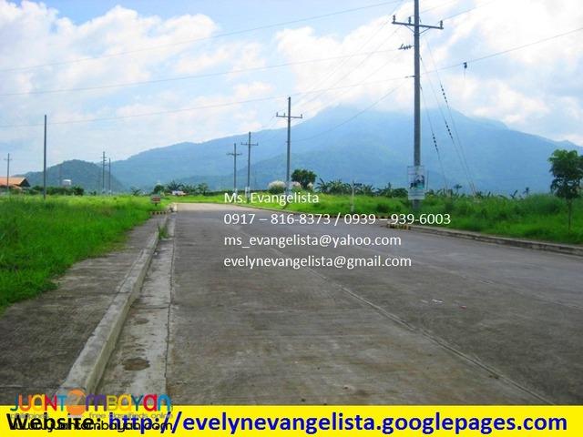 Ponte Verde Phase 4 Sto. Tomas Batangas @P 4,400/sqm.