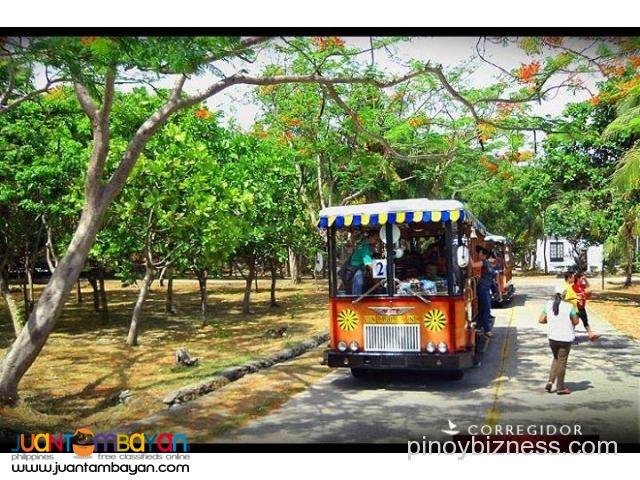 Corregidor tour, grand history and a lot more