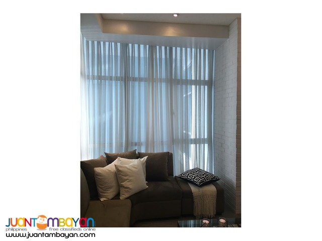 FOR SALE!!! 2 Furnished BR Condo Unit in Sapphire Residences,Taguig