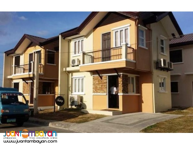 Affordable Brand New House and Lot Single Detached