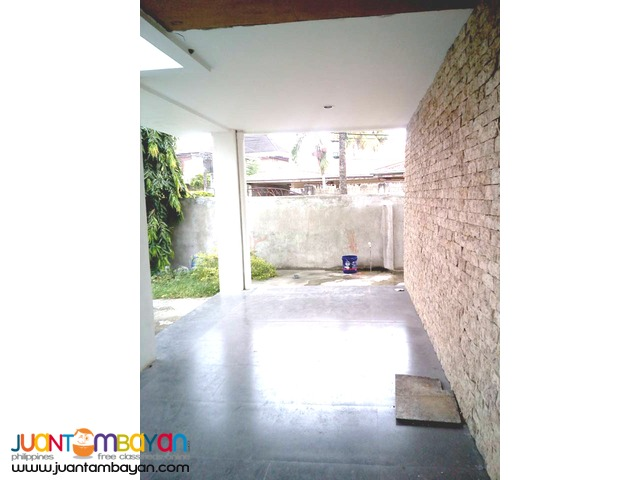 House Single-Detached Loft Type For Rent at P45K in Mandaue