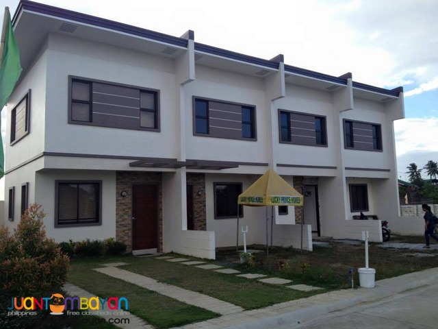 Affordable Brand New Townhouse for sale thru pag-ibig 10k reservation