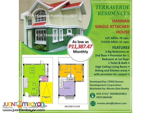 HANNAH - Terraverde Residences