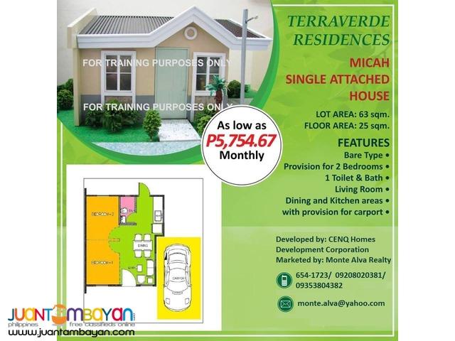 MICAH - TERRAVERDE RESIDENCES