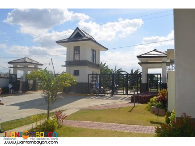 Brand New Townhouse for sale thru pag ibig 3k reservation