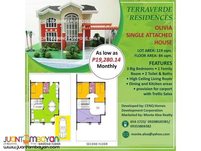 OLIVIA - Terraverde Residences