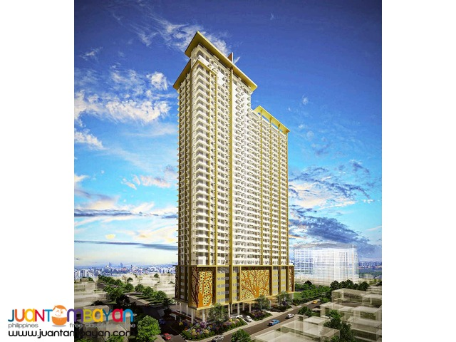 Affordable high-end condo near in Greenhills! As low as 12k!