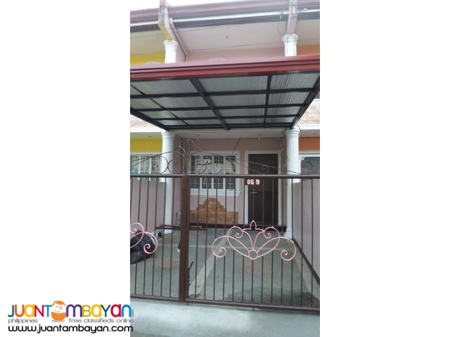 For Rent Townhouse @ EThomes Greymarville Las Pinas