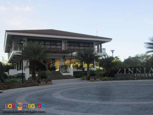 condo in balintawak - zinnia towers
