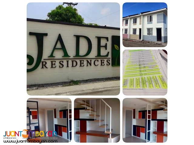 Affordable Townhouse Brand New for sale thru pag-ibig