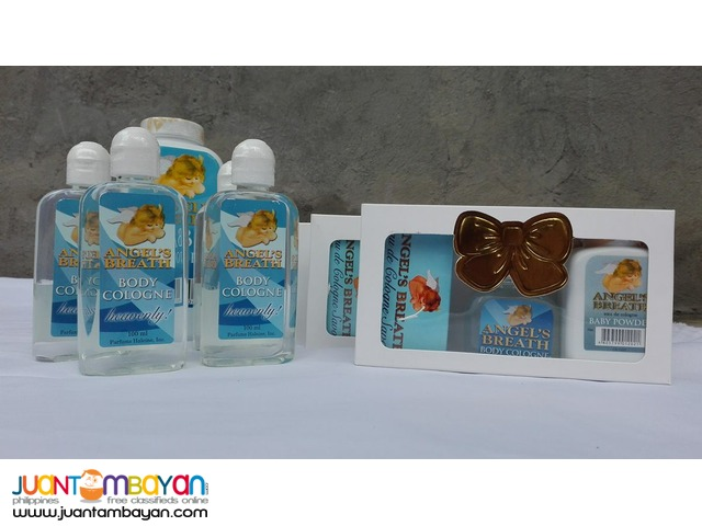 Original Angel's Breath products