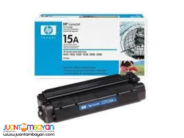 Original Toner Cartridge – HP15A for LaserJet 1300