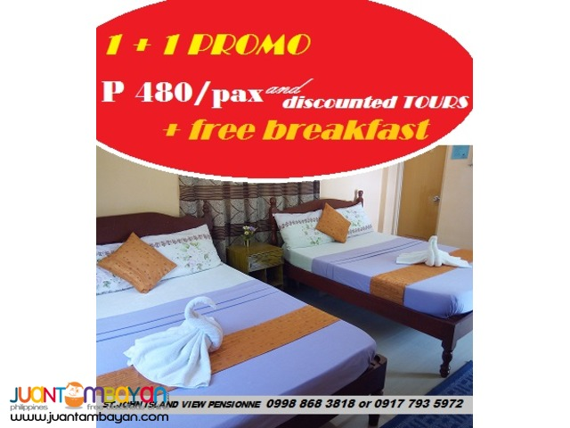 Lowest Hotel Accommodation in El Nido, Palawan