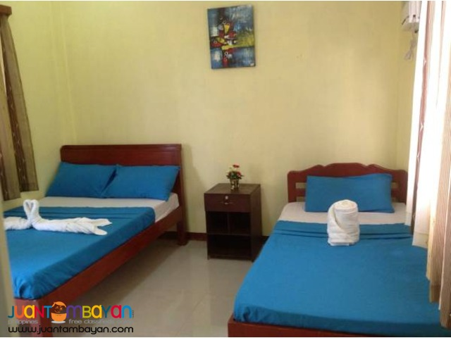 Lowest Hotel Accommodation in El Nido, Palawan