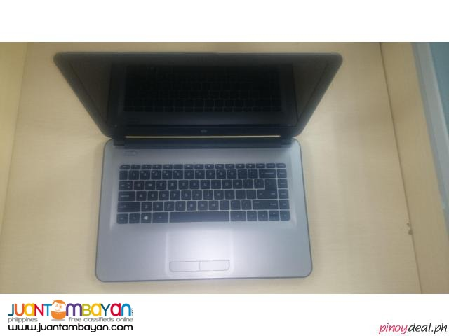 13450.00 PHPHP Silver Laptop 14