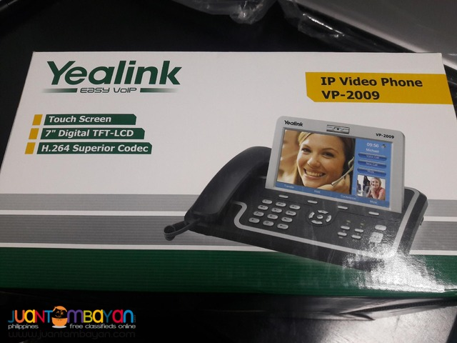 IP VIDEO PHONE VP-2009