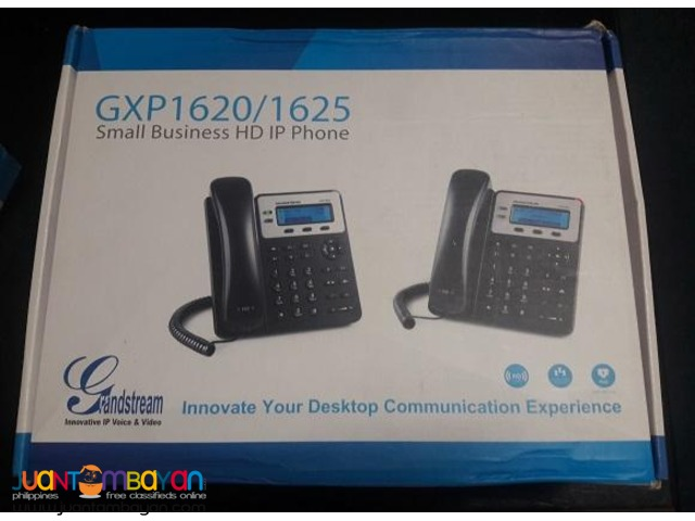 Grandstream GXP 1620/1625 (Small Business HD IP Phone)