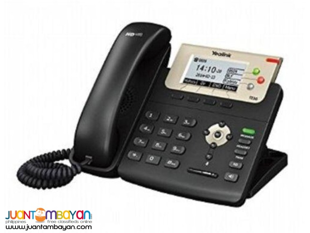 Yealink T23G Unli calls to USA from Philippines/IP PHONE