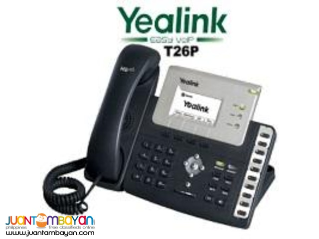 YEALINK T26P