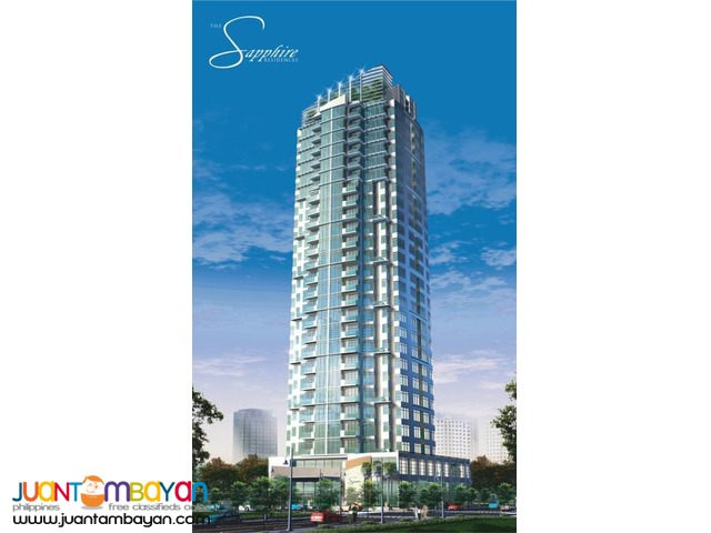 FOR SALE!!!Sapphire Residences - BGC Taguig Condo with 2 BR