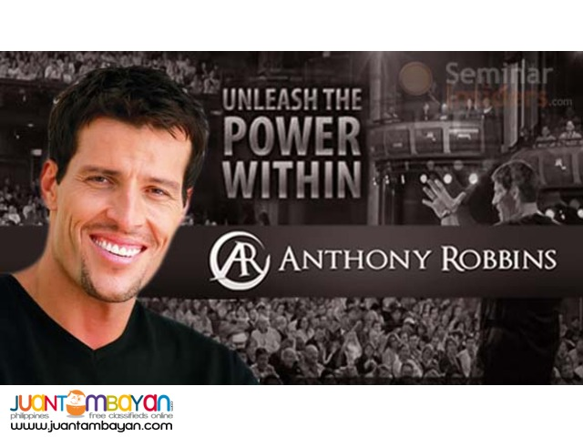 Anthony Robbins (Audiobook Collection)