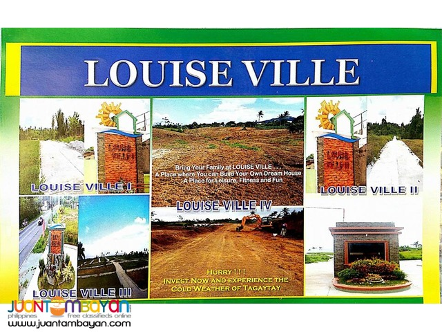 120 sqm Subdivision lot 4 Sale near Nuvali