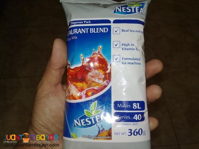 NESTEA RESTAURANT BLEND ICED TEA MIX