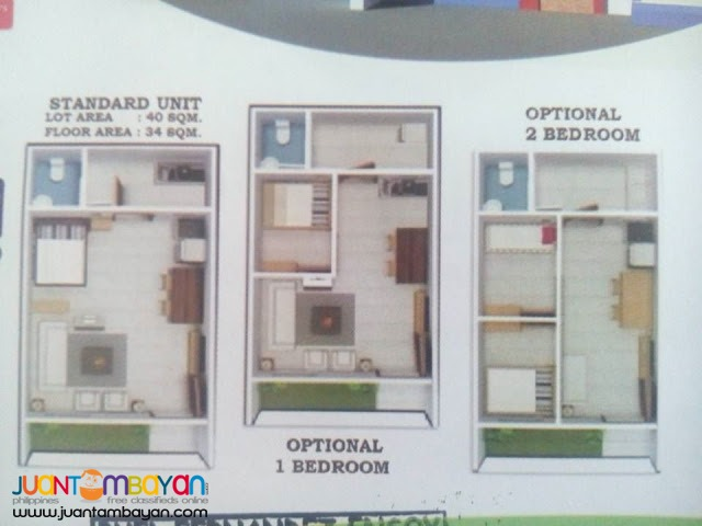 Townhouse For Sale thru pag-ibig located in Trece Martires