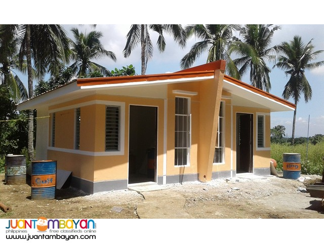 Bungalow Duplex For Sale Thru Pagibig in Santo Tomas Batangas